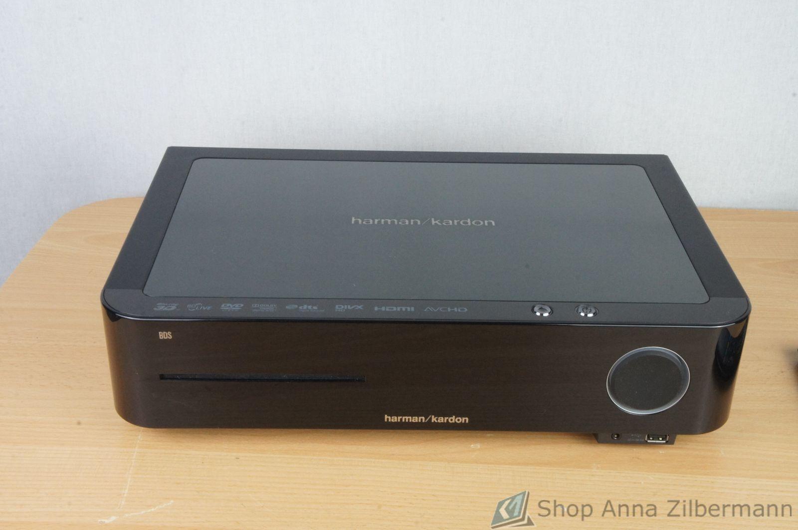 Harman Kardon Bds 270 21 Receiver Blu Ray 21 06 Result Ebay Shop