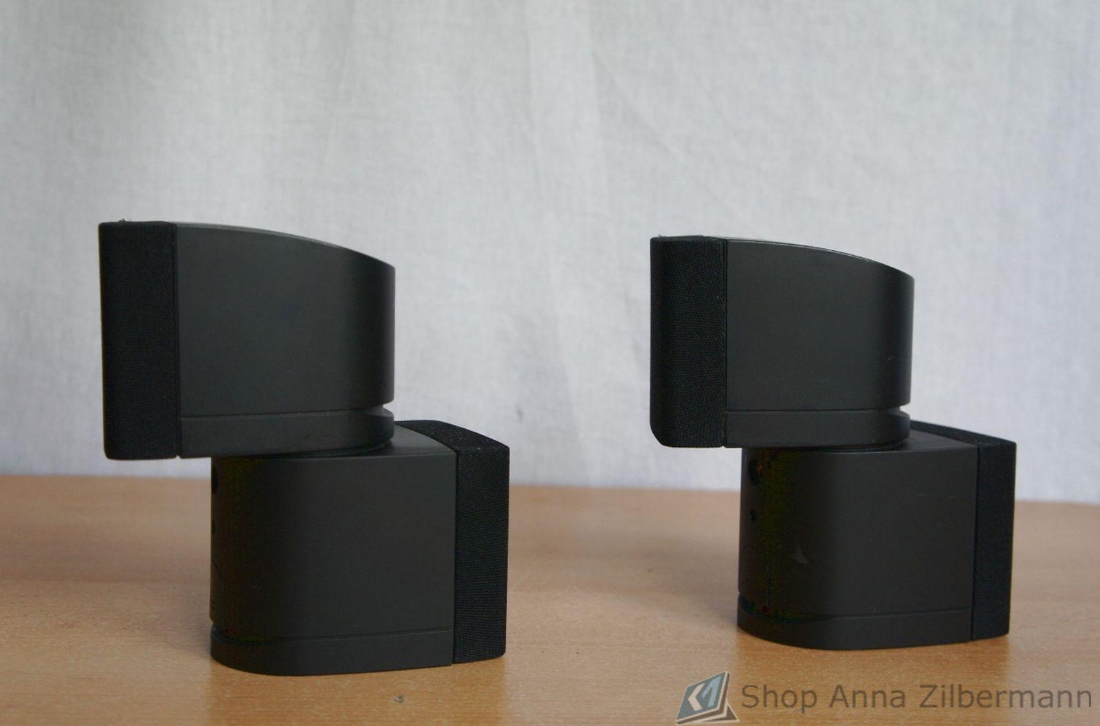 2x bose acoustimass lautsprecher doppelcubes series iii ebay. Black Bedroom Furniture Sets. Home Design Ideas