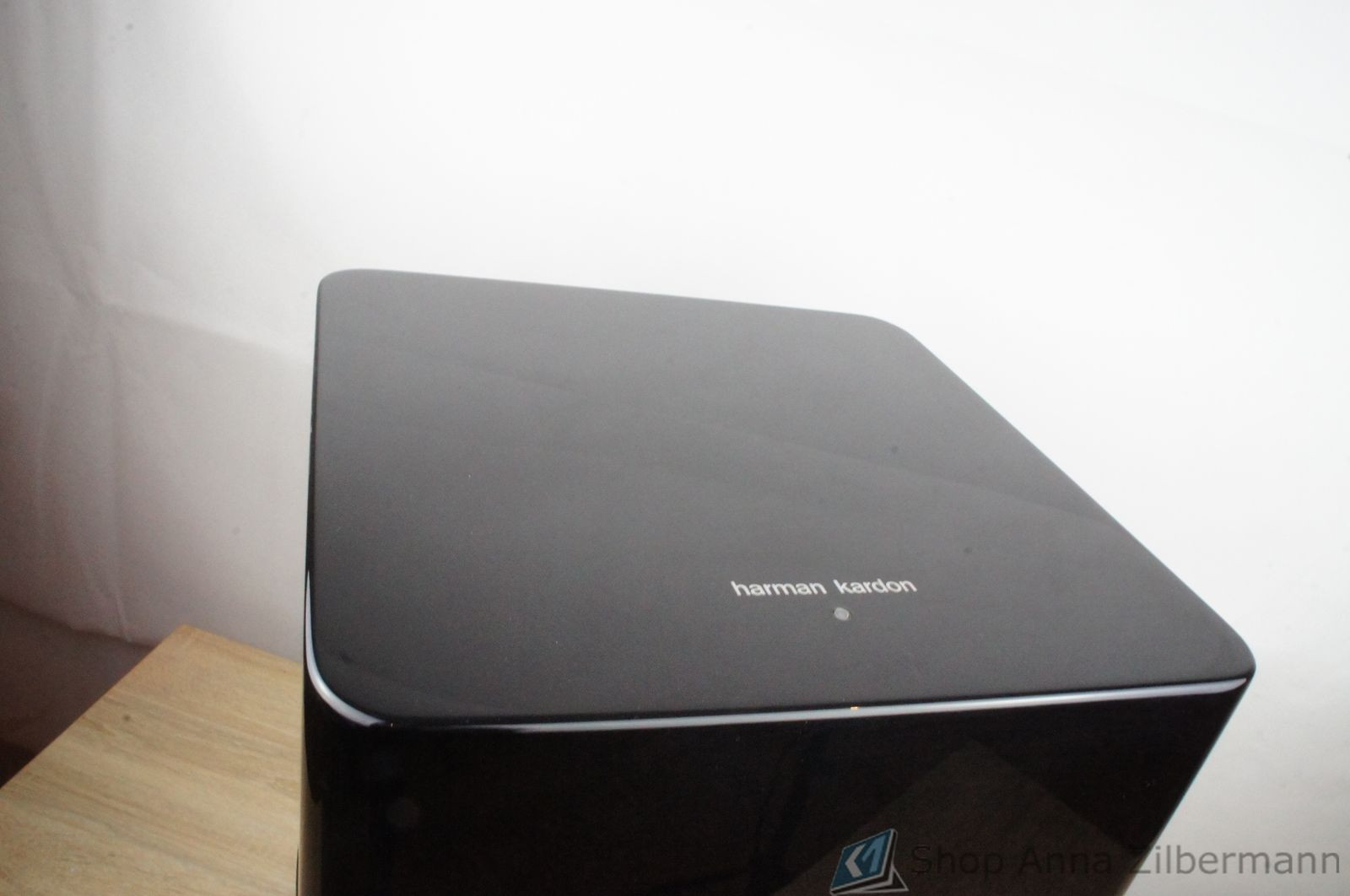 harman kardon sub ts2bq aktiver subwoofer ebay. Black Bedroom Furniture Sets. Home Design Ideas