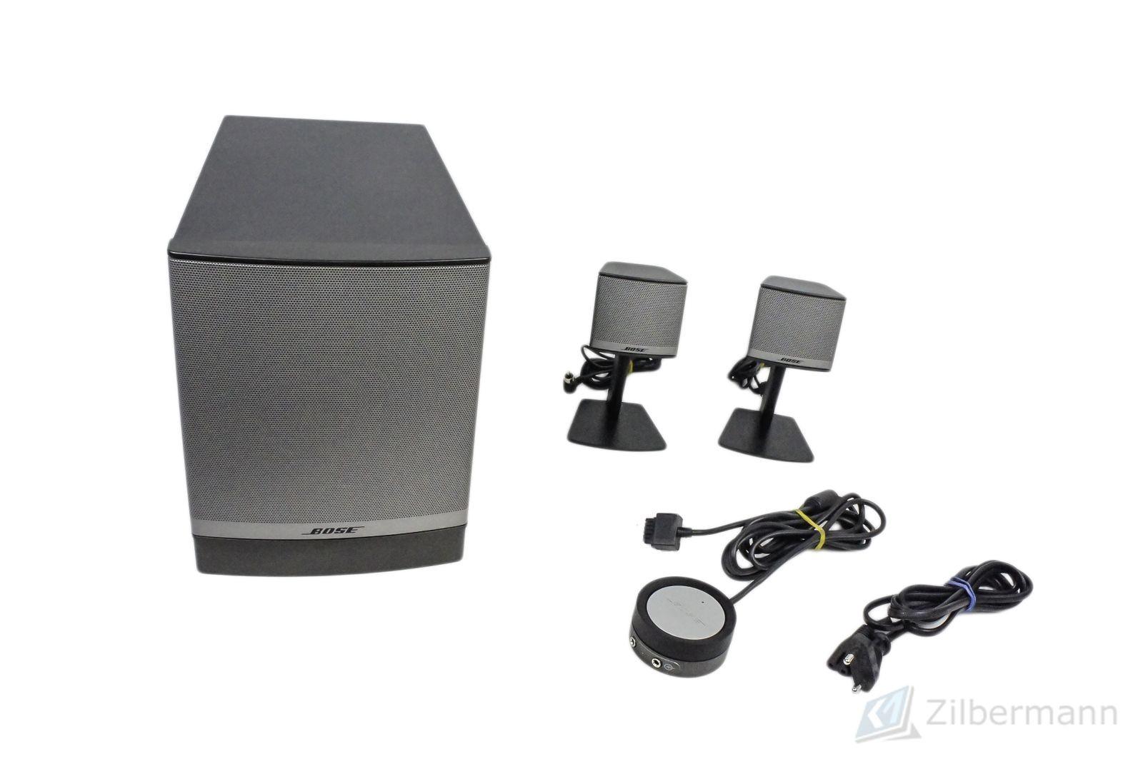 Bose Companion 2 Serie Iii Pc Lautsprecher
